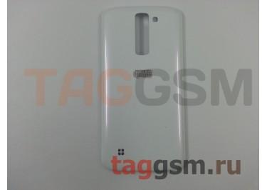 Задняя крышка для LG X210DS K7 (белый), ориг