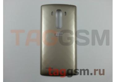 Задняя крышка для LG H736 G4s (золото), ориг