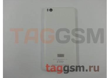 Задняя крышка для Xiaomi Mi4i (белый)