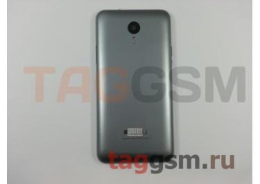 Задняя крышка для Meizu M1 Note (серый), ориг