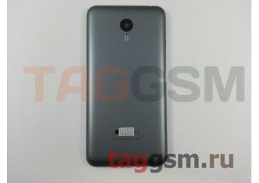 Задняя крышка для Meizu M2 Note (серый), ориг
