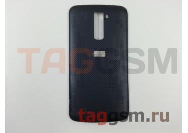 Задняя крышка для LG K410 / K430DS K10 (синий), ориг