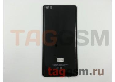 Задняя крышка для Xiaomi Mi Note (черный)