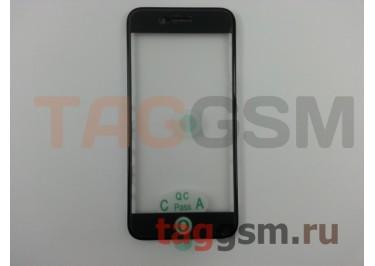 Стекло + OCA + рамка для iPhone 8 (черный), ориг