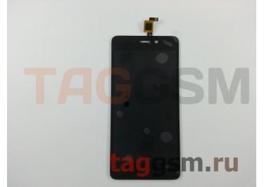Дисплей для ZTE Blade X3 + тачскрин (черный)