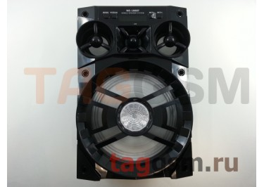 Колонка (MS-188BTch) (Bluetooth+USB+MicroSD+FM+LED+дисплей) (черная)