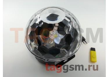 Колонка (LED+светомузыка)
