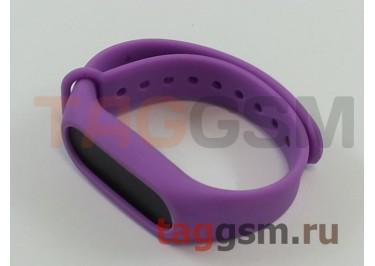 Браслет для Xiaomi Mi Band2 (Strap AA) (фиолетовый)