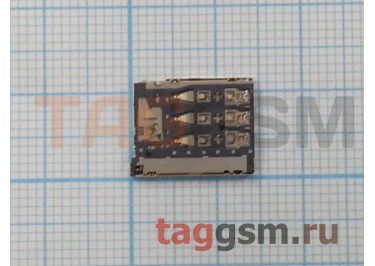 Считыватель SIM карты LG K7 X210DS