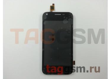 Дисплей для ZTE Blade L110 + тачскрин (черный)