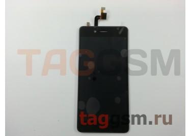 "Дисплей для ZTE Nubia Z11 mini (5"") + тачскрин (черный)"