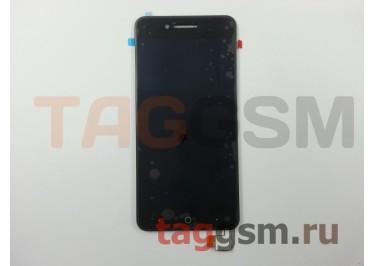Дисплей для ZTE Blade A610 + тачскрин (черный)