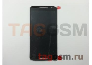 Дисплей для Motorola Moto X Play + тачскрин (черный)