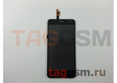 Дисплей для ZTE Blade A465 + тачскрин (черный)