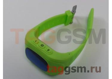 GPS - детские часы SmartBabyWatch Q50 (Зеленые)
