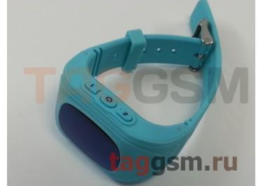 GPS - детские часы SmartBabyWatch Q50 (Голубые)