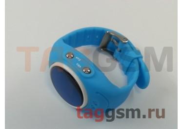 GPS - детские часы SmartBabyWatch W8 (Голубые)