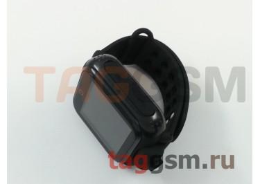 GPS - детские часы SmartBabyWatch G10 (Черные)
