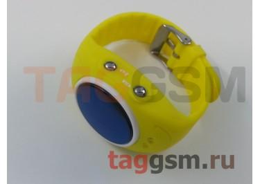 GPS - детские часы SmartBabyWatch W8 (Желтые)