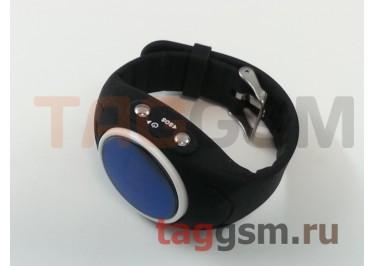 GPS - детские часы SmartBabyWatch W8 (Черные)