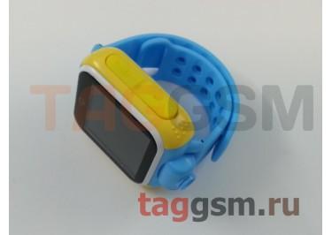 GPS - детские часы SmartBabyWatch G10 (Голубые)