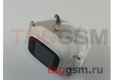 GPS - детские часы SmartBabyWatch Q80 (Белые)