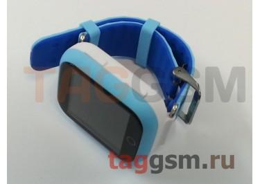 GPS - детские часы SmartBabyWatch Q90 (Голубые)