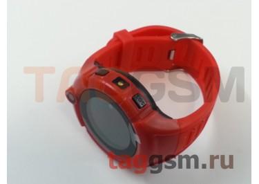 GPS - детские часы SmartBabyWatch i8 (Красные)
