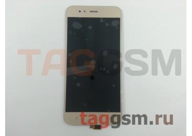 Дисплей для Xiaomi Mi5X / Mi A1 + тачскрин (золото)