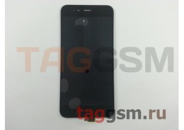 Дисплей для Xiaomi Mi5X / Mi A1 + тачскрин (черный)