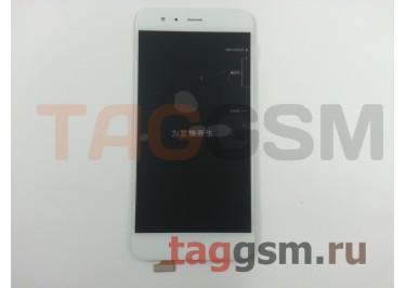 Дисплей для Xiaomi Mi6 + тачскрин (белый)