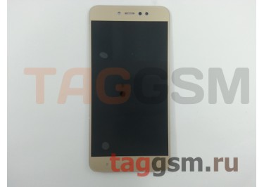 Дисплей для Xiaomi Redmi Note 5A + тачскрин (золото)