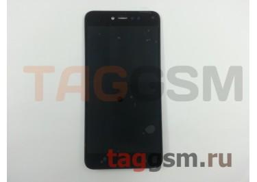 Дисплей для Xiaomi Redmi Note 5A + тачскрин (черный)