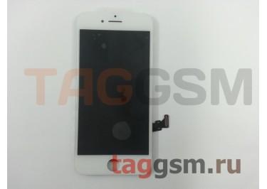 Дисплей для iPhone 8 + тачскрин белый, AAA