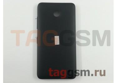 Задняя крышка для Nokia 635 Lumia (черный)