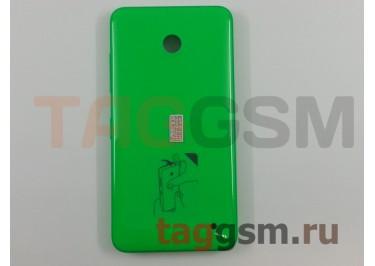 Задняя крышка для Nokia 635 Lumia (зеленый)