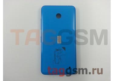 Задняя крышка для Nokia 635 Lumia (синий)