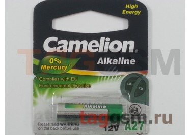 Спецэлемент 27A-5BL (батарейка,12В) Camelion