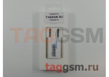СЗУ для iPhone 4 (большой блок питания ) 1000mAh белый, в коробке, Foxconn