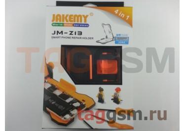 Держатель для ремонта + набор отверток для iPhone JAKEMY JM-Z13 (4 в 1)