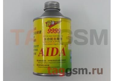 Жидкость для очистки дисплеев от клея AIDA 9999 (250мл)