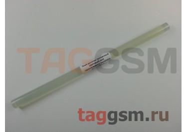 Клей-расплав прозрачный (матовый) для термоклеевого пистолета d=11 x 220мм