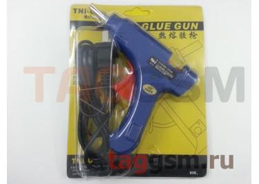 Термоклеевой пистолет малый 220В / 20Вт, под клей-расплав d=7мм
