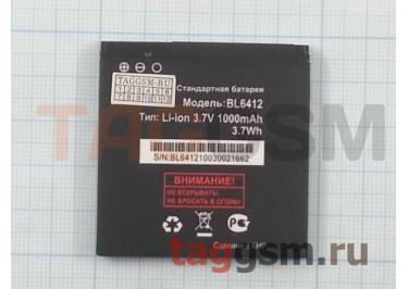 АКБ для FLY IQ434 Era Nano 5 (BL6412) (тех.упак), ориг