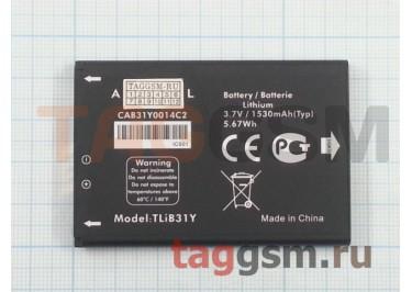 АКБ для Alcatel OT-960 / 960C (TliB31Y) (тех.упак), ориг