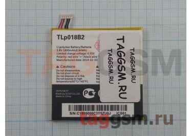 АКБ для Alcatel OT-6030D / 6030X / 7025D (TLp018B2) (тех.упак), ориг