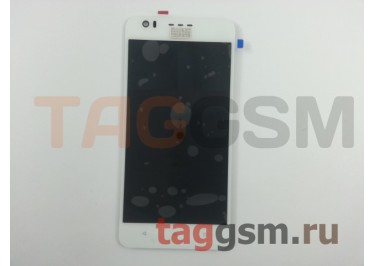 Дисплей для HTC Desire 825 Dual Sim + тачскрин (белый)
