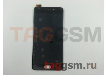Дисплей для Meizu M6 Note + тачскрин (черный)