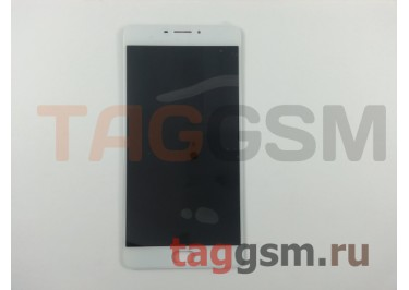 Дисплей для Meizu M3 Max + тачскрин (белый)