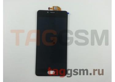 Дисплей для Meizu M5c + тачскрин (черный)